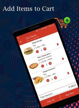MM Fast Foods screenshot 3