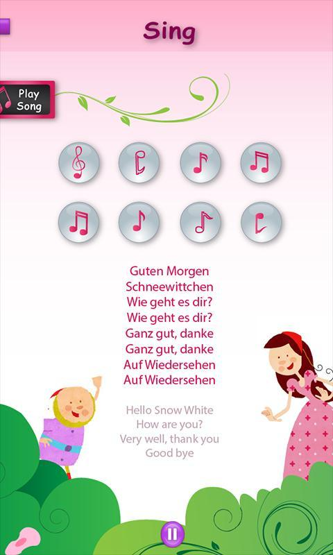 Princesses Learn German For Android Apk Download