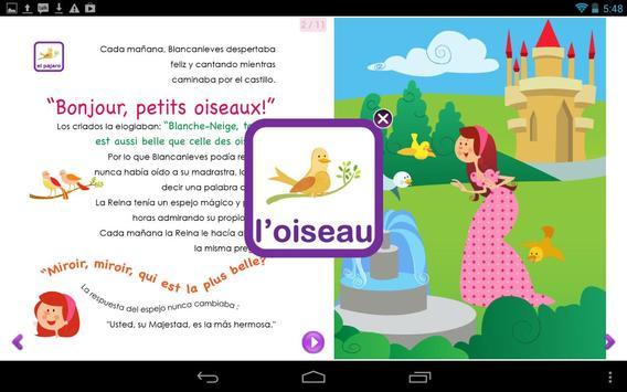 Me Divierto en Francés screenshot 4