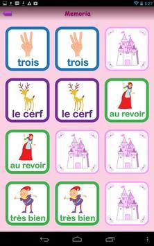 Me Divierto en Francés screenshot 5