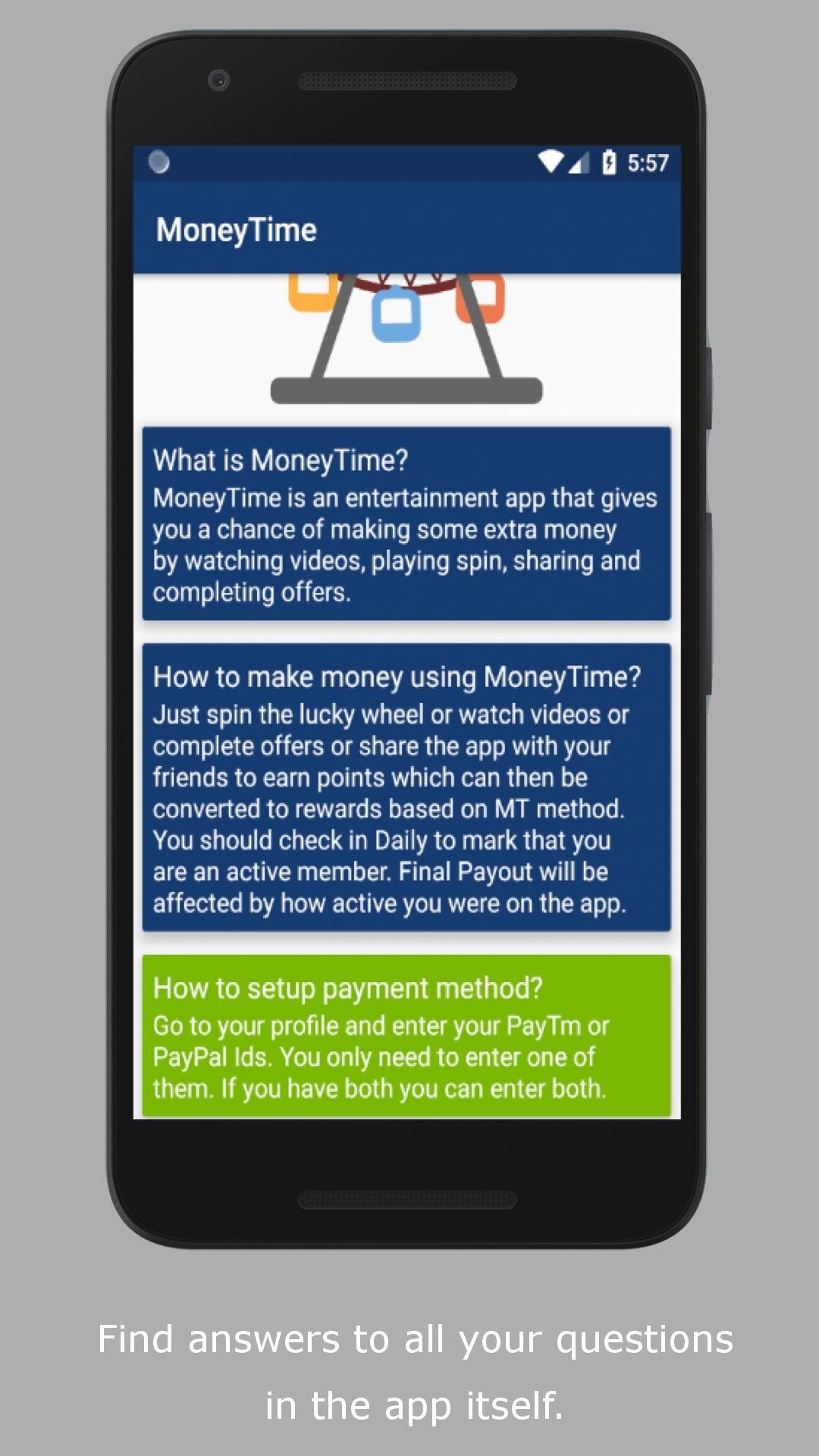 Make Money Game : Earn Money & Recharge at home for Android - APK