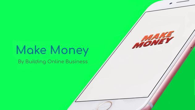 Money Making App - Make Money poster