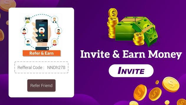 Watch Video And Earn Money : Money Making App screenshot 1