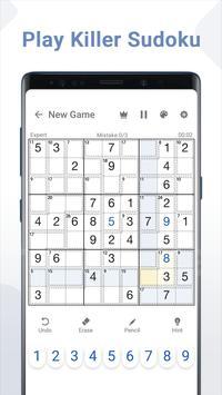 Killer Sudoku poster