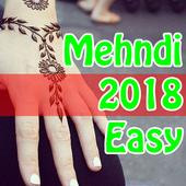 Easy Mehndi Designs 图标