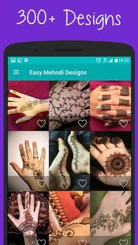 Easy Mehndi Designs 海报