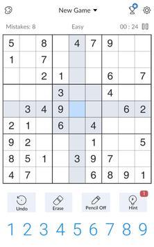 6 Schermata Sudoku