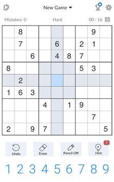 8 Schermata Sudoku
