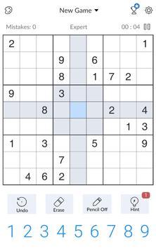 9 Schermata Sudoku