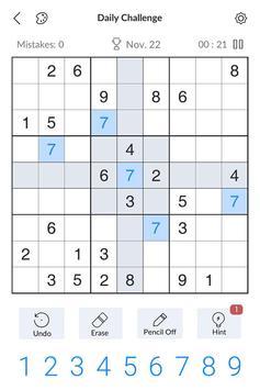 10 Schermata Sudoku