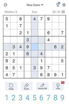 11 Schermata Sudoku