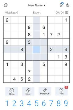 14 Schermata Sudoku