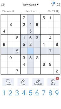 2 Schermata Sudoku