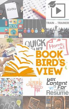 Book Bird's View poster