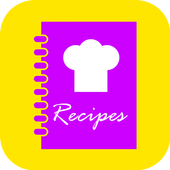 Easy Recipes Cookbook icon