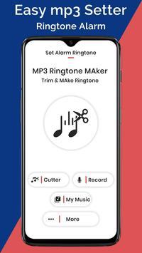 Easily Set Mp3 to Ringtone,Alerm screenshot 2