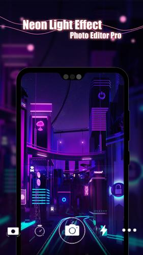 Neon Light Effect Photo Editor Pro for Android - APK Download