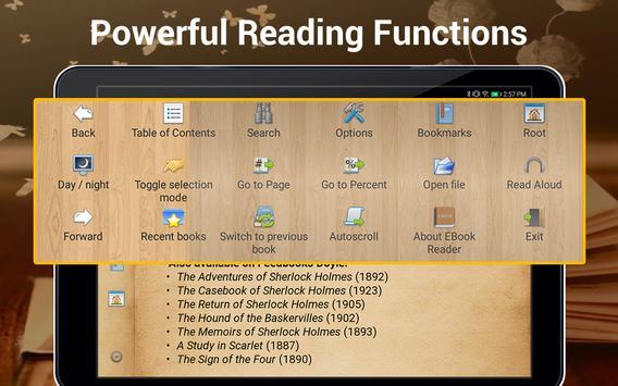 EBook Reader imagem de tela 14