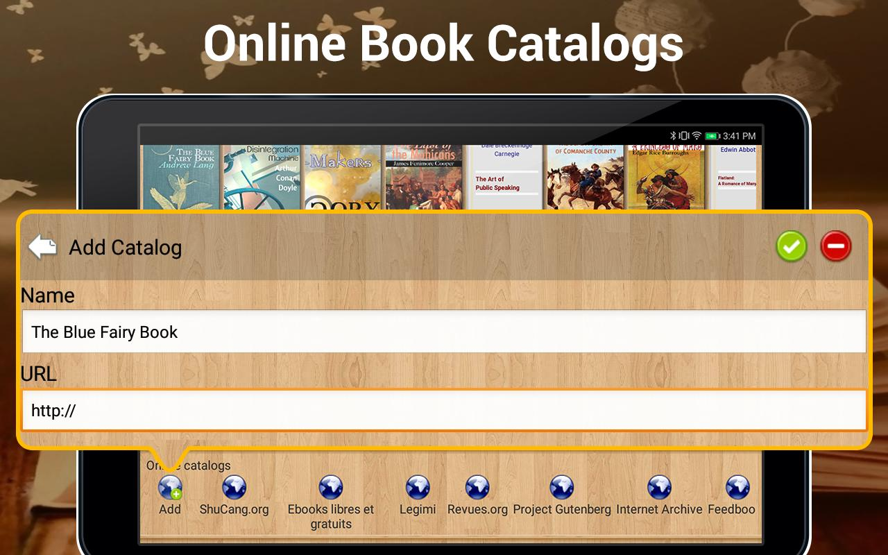 EBook Reader for Android - APK Download