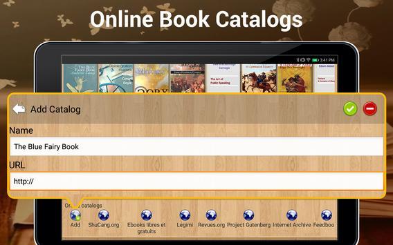 EBook Reader imagem de tela 17
