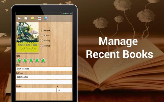 EBook Reader imagem de tela 11