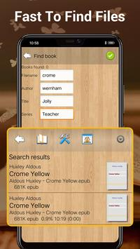 EBook Reader imagem de tela 5