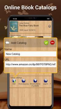 EBook Reader imagem de tela 6