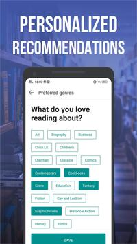 Free download library, novels &stories-AnyBooks screenshot 3