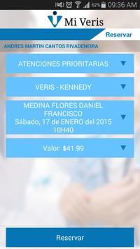 Mi Veris screenshot 1