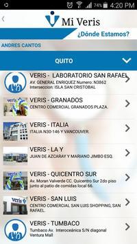 Mi Veris screenshot 8