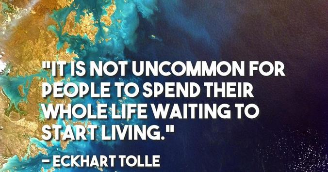 Eckhart Tolle Quotes screenshot 18
