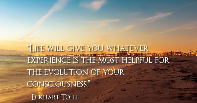 Eckhart Tolle Quotes screenshot 9