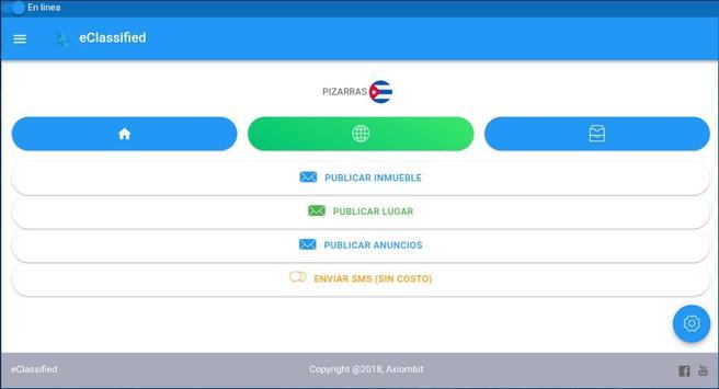 eClassified - Directorio Global captura de pantalla 8