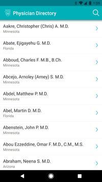Medical Professionals screenshot 2