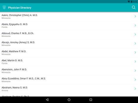 Medical Professionals screenshot 5