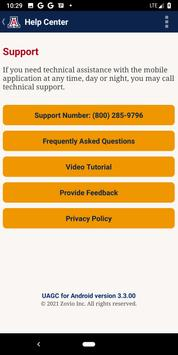 UAGC Talon Mobile screenshot 5