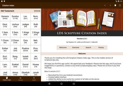 Scripture Citation Index screenshot 8