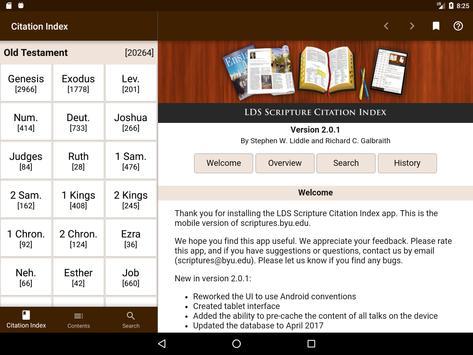 Scripture Citation Index screenshot 11