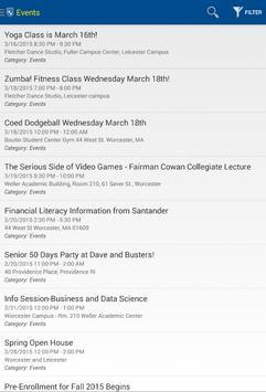 Becker College Mobile screenshot 10