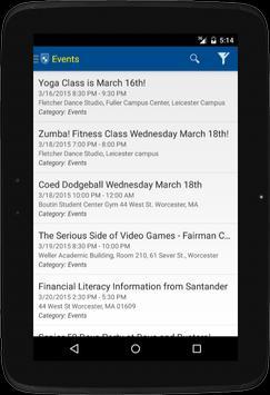 Becker College Mobile screenshot 6