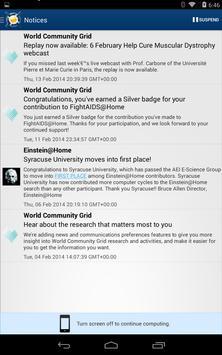 BOINC screenshot 10