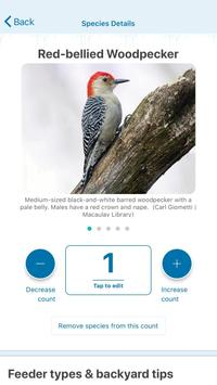FeederWatch 截图 4
