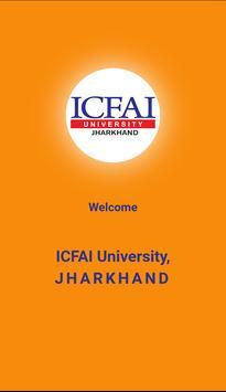 ICFAI University Jharkhand Admission 2019 screenshot 1