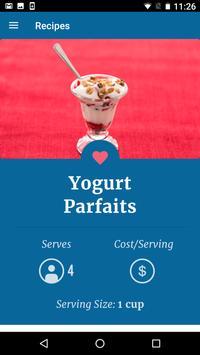 Spend Smart Eat Smart screenshot 3