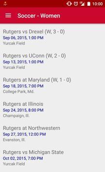 Rutgers screenshot 2