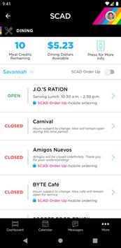 The Savannah College of Art and Design syot layar 1