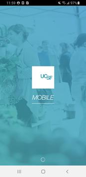 UCSF Mobile Plakat