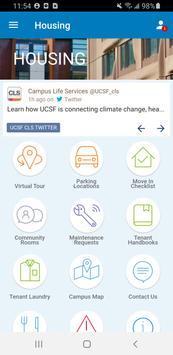 UCSF Mobile Screenshot 3