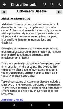 Dementia Guide скриншот 1
