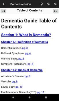 Dementia Guide скриншот 2